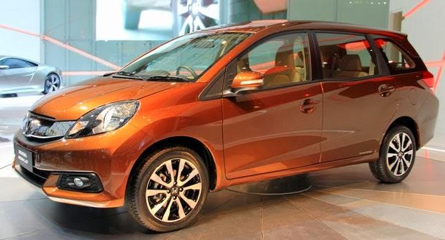 Harga Honda Mobilio - Daftar Harga Mobil Baru dan Mobil Bekas