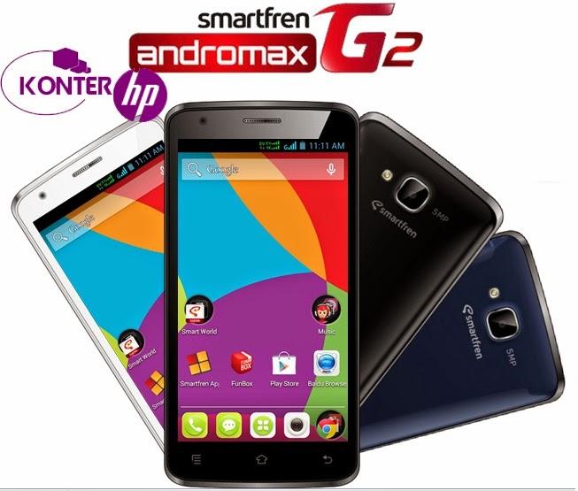 Daftar Harga HP Smartfren Android April 2015