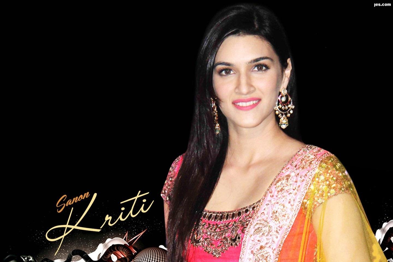 Bollywod Actress Kriti Sanon Hot HD Wallpaper