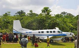 Pemprov Papua Subsidi Rp 80 Miliar untuk Penerbangan ke Pedalaman