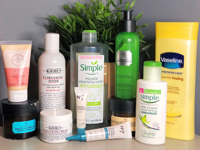 My Current Skincare Saviours