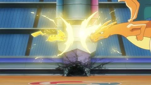 Capitulo 13 Serie Viajes Pokémon: ¡Satoshi VS Dande! ¡El camino al más fuerte!