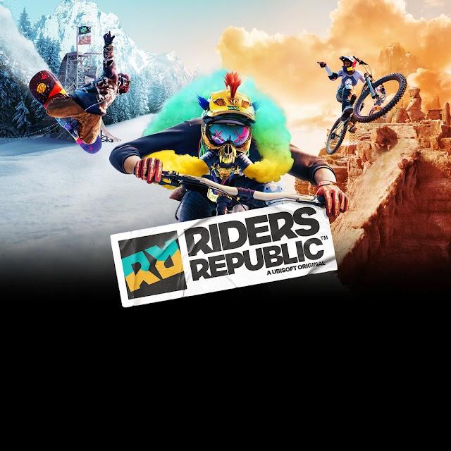 Riders Republic: Juega 4 horas libres en su semana gratuita