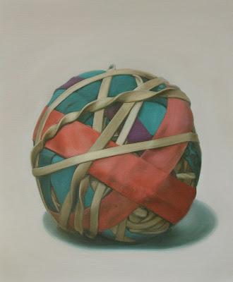 Sandy Wilcox, Rubber Band Ball #3