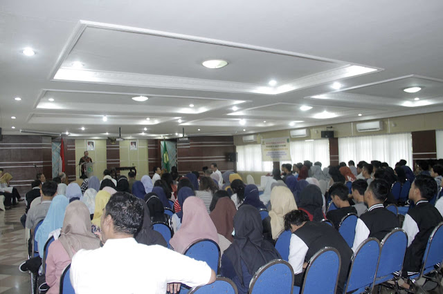 100 Orang Mahasiswa Unsri KKN di Muba