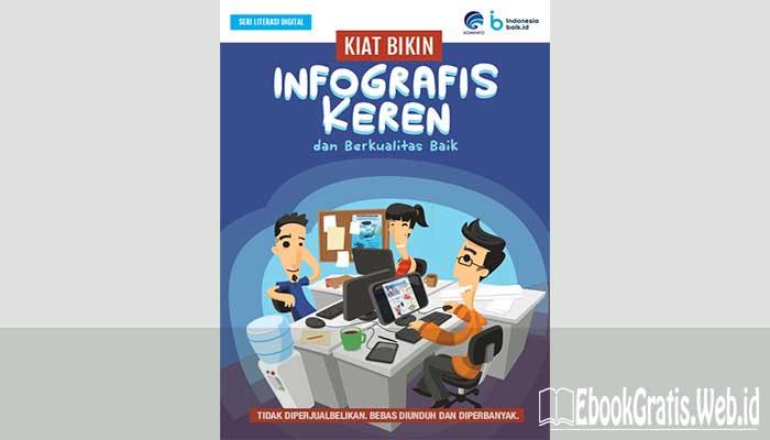 Ebook Kiat Bikin Infografis Keren Dan Berkualitas Baik