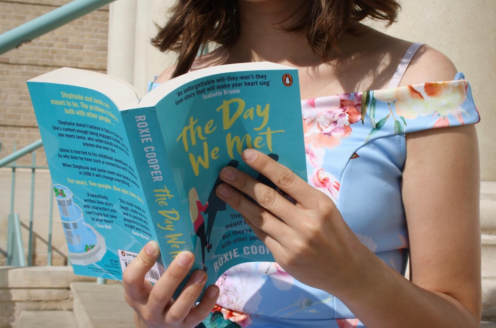 Reading Roxie Cooper, The Day We Met