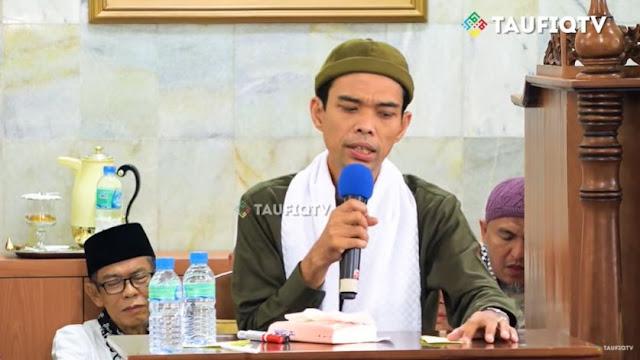 Ustaz Abdul Somad Blak-blakan Soal Alasannya Ogah Jadi Presiden