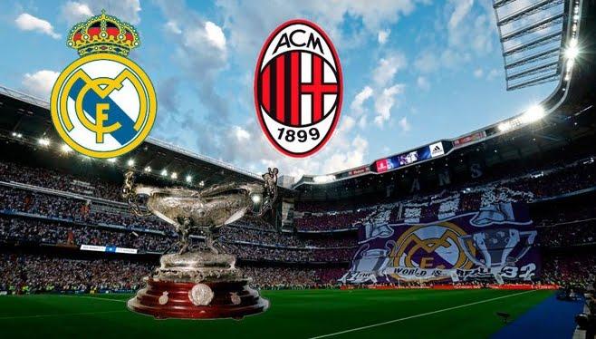 Dove Vedere Napoli-Wolfsburg e Milan-Real Madrid Streaming Rojadirecta | Amichevole e Trofeo Bernabeu.