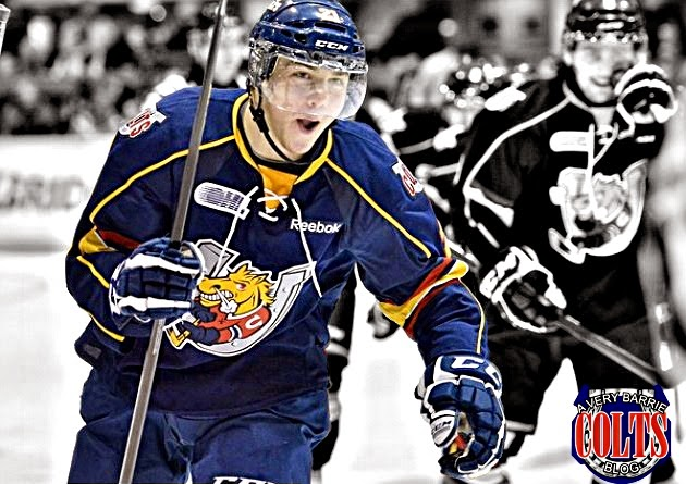 Image result for brendan lemieux a very barrie colts blog