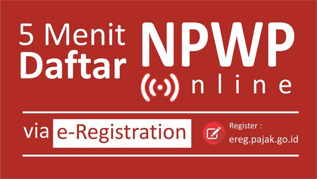 Cara Daftar dan Membuat NPWP Online