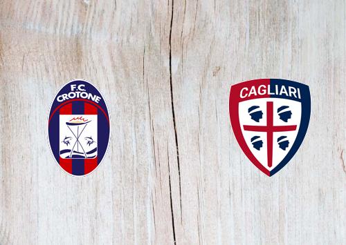 Crotone vs Cagliari -Highlights 28 February 2021