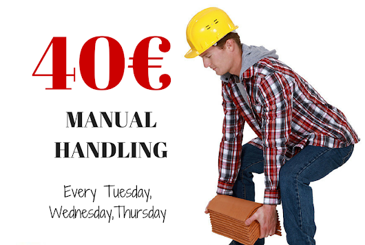 Manual Handling course in Dublin 12