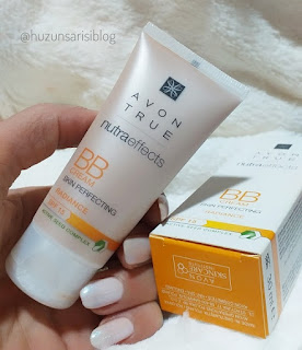 Avon Nutra Effects Bb Krem