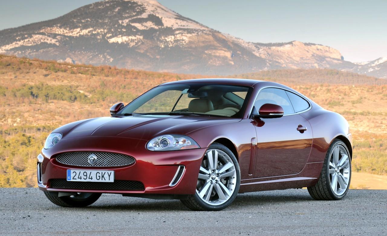 Aleena Latest Cars: Jaguar XK & Jaguar XKR175