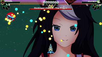 Download Deep Space Waifu FLAT Justice Version Game For PC