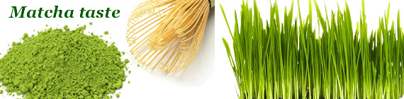 Aojiru - Japanese young barley leaves green grass powder juice wheatgrass Bulk  lagre bag Matcha taste weight loss