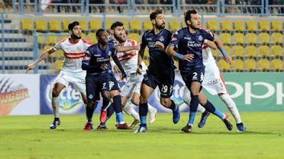 موعد مباراة الزمالك وبيراميدز فى نهائي كأس مصر والقنوات الناقلة