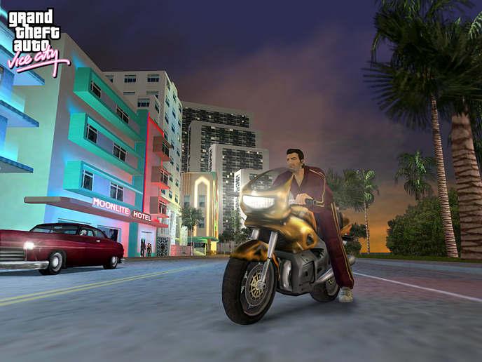 Grand Theft Auto GTA Vice City Pc Games Free Download