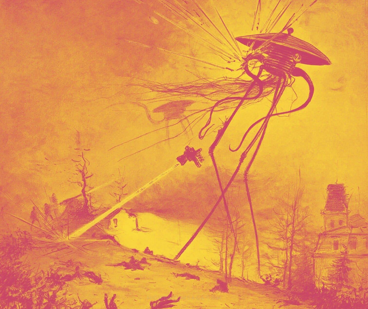 A Guerra dos Mundos e o mito do pânico no rádio