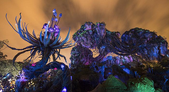 Pandora – The World of Avatar.
