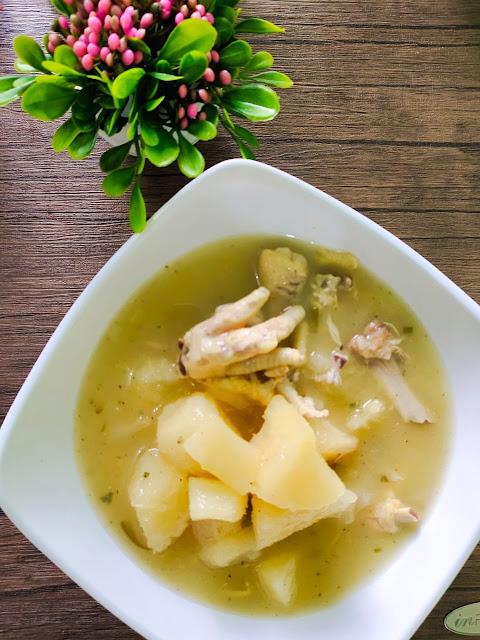 sup singkong