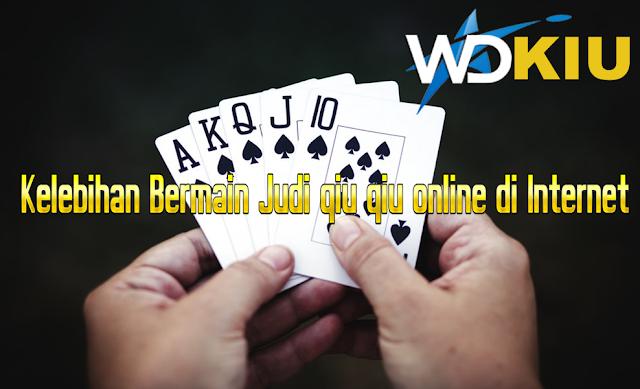 Menang Kalah Bermain Judi Qiu Qiu Domino Online di Internet