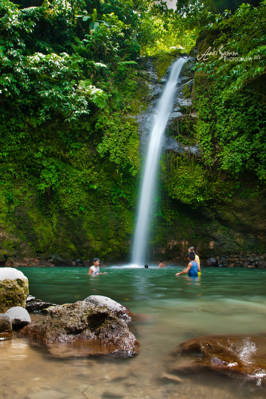 Byahero Featured Photo Busay Falls In Malilipot Albay