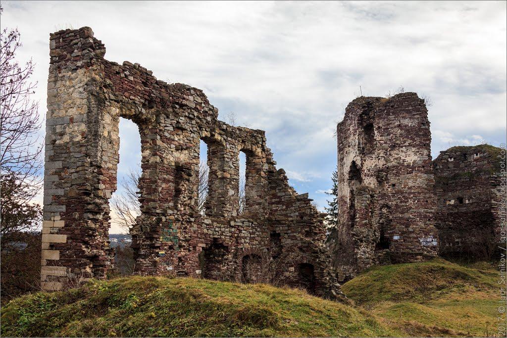 Бучач замок Тернополь область