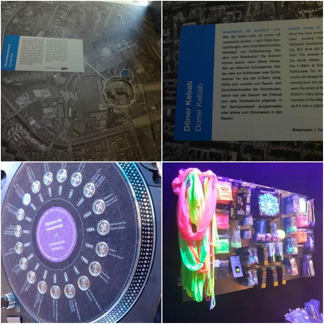 Exposição Nineties Berlin - revivendo a música e a Berlim dos anos 90