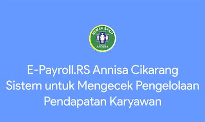 e-payroll.rs annisa-cikarang
