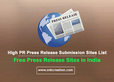 press release distribution sites