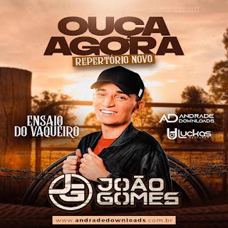 João Gomes - Julho - 2021 - Direto do Ensaio - Ao Vivo
