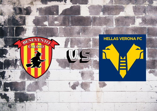Benevento vs Hellas Verona  Resumen