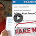 Cayetano slams INQUIRER for publishing 'fake news' about his citizenship