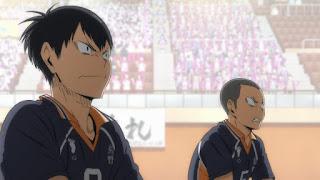 ハイキュー!! アニメ3期4話 | | Karasuno vs Shiratorizawa | HAIKYU!! Season3