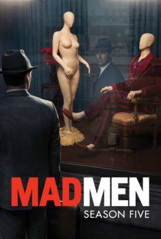 Mad Men 5ª Temporada Torrent - WEB-DL 720p Dual Áudio