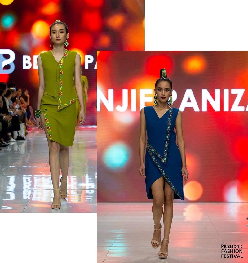 Benjie Panizales Spring Summer 2020