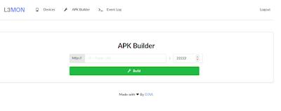 APK builder