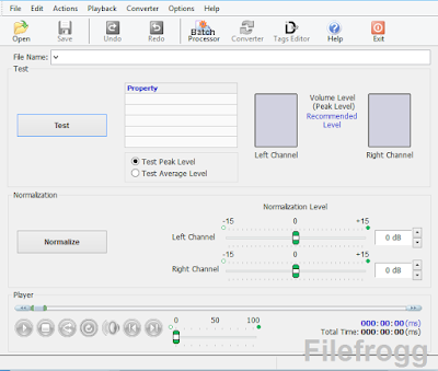 Sound Normalizer 7.3 Full Serial Key
