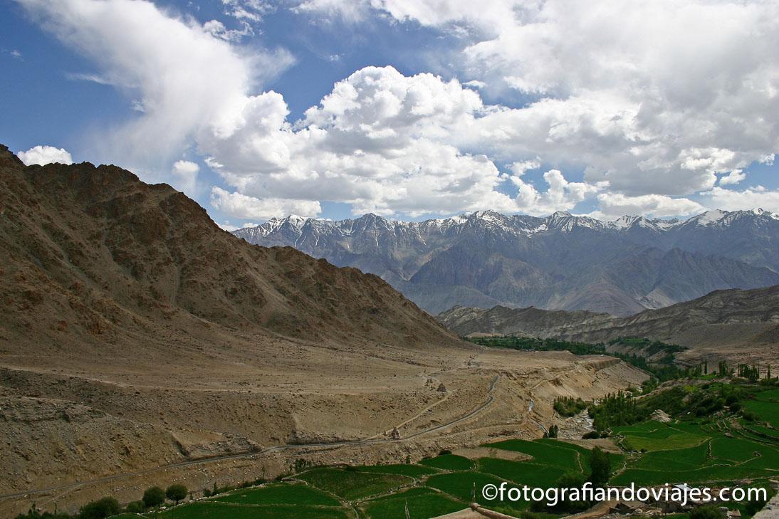 Ruta desde Leh hasta Lamayuru