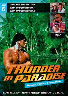 Thunder in Paradise / Гръм в Рая – Епизод 21