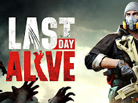 Left To Survive Last Day Alive Apk Mod TPS Zombie Survival v2.2.0 Android