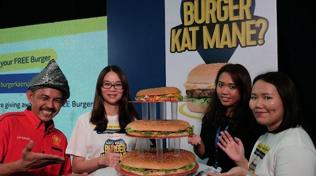 burger kat mane wedding burger