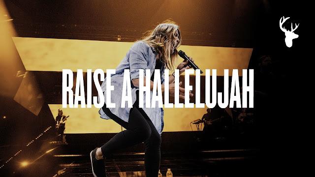 Bethel Music - Raise A Hallelujah Lyrics