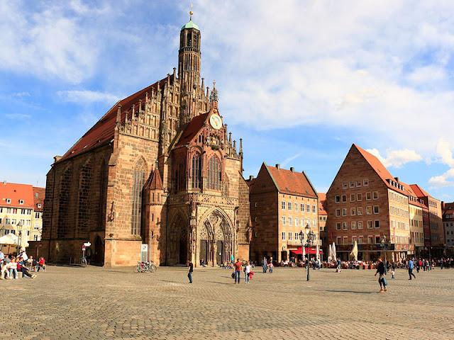 Frauenkirche na Bavaria