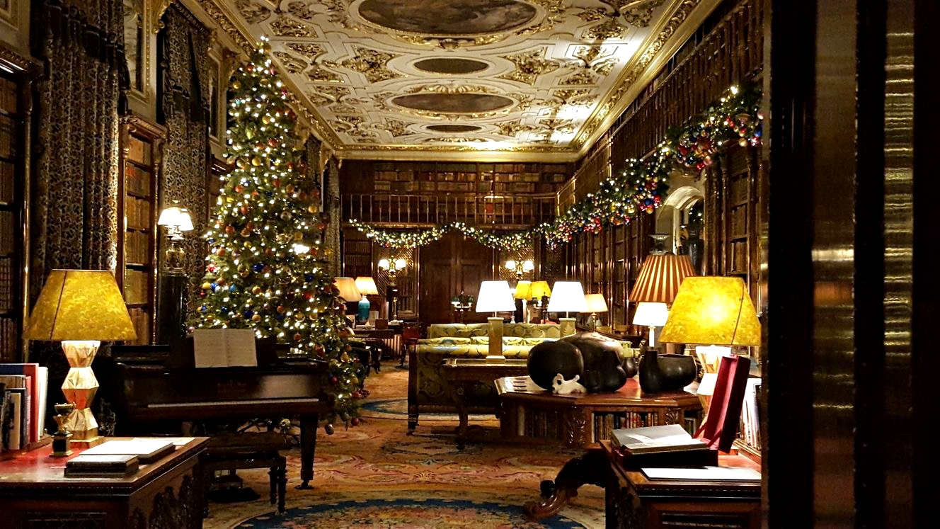 Chatsworth House Dickensian Christmas