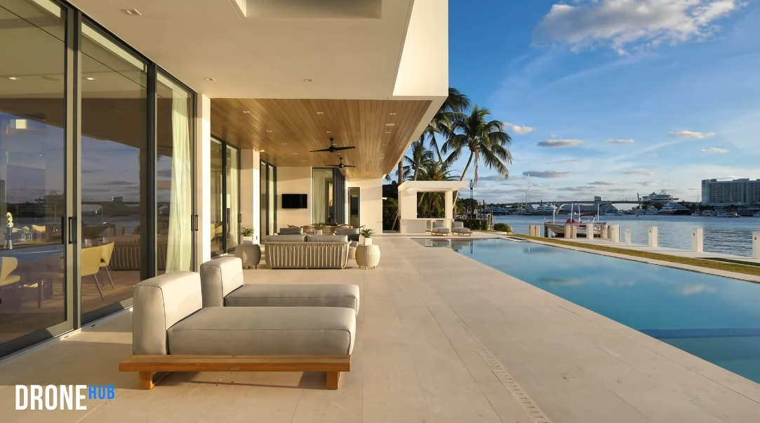 65 Interior Design Photos vs. 2412 Laguna Dr, Fort Lauderdale, FL Ultra Luxury Mansion