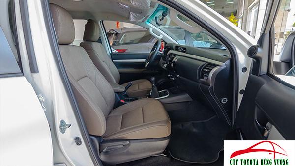 Giá xe, thông số kỹ thuật và đánh giá chi tiết bán tải Toyota Hilux 2018 nhập khẩu - ảnh 28