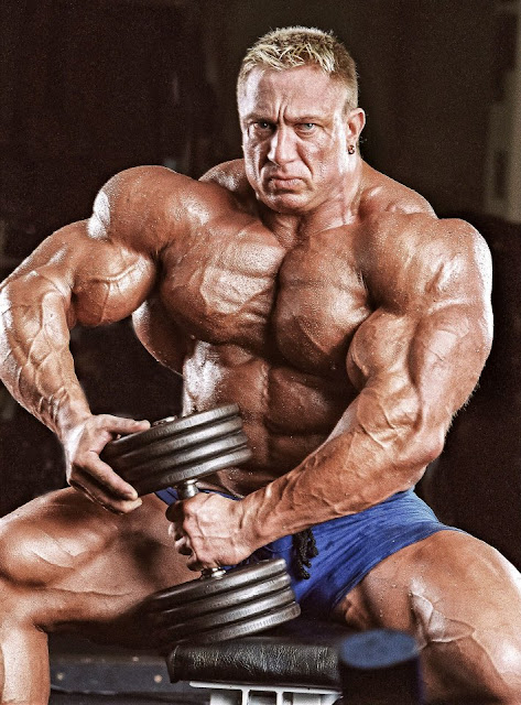 Muscle Lover The German Legend Markus R 252 Hl